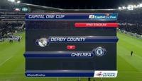 Sammendrag: Derby - Chelsea 1-3
