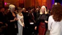 Sandra Lyng Haugen blir «star strucked» av Mette Marit