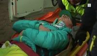 Aamodt Kilde til sykehus etter fall