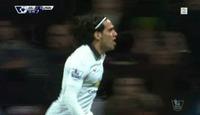 Falcao berget poenget for United