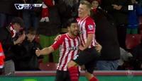 Pellé scoret da Southampton slo Everton