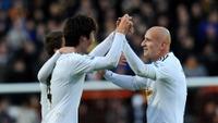 Heldig scoring da Swansea vant