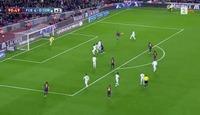 Messi med utsøkt scoring