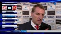 Rodgers: – En enestående prestasjon på en forferdelig bane