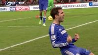 Lekkerbisken fra Fábregas da Chelsea slo Stoke