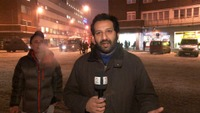 SE HELE KLIPPET: Demonstrant laget apelyder mot TV 2-reporter