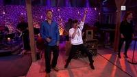 OnklP og Lene Nystrøm synger «Myk landing» sammen