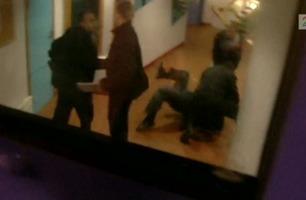 Dramatisk da Krekar ble pågrepet første gang