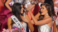 Paulina (22) krones til Miss Universe