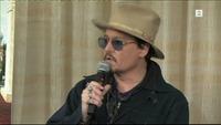 Johnny Depp (51): – Jeg ble angrepet av en «chupacabra»