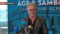 OPPTAK: Åge Aleksandersen skal spille konsert i Royal Albert Hall