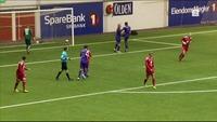 Sammendrag: FK Fyllingsdalen - Brann 2-0