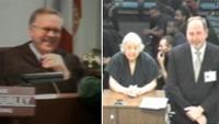Dolores (80) grove kommentarer ga dommeren latterkrampe