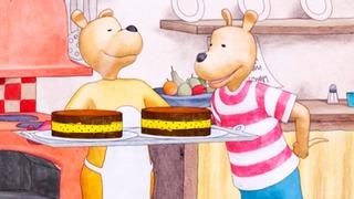 Piknik med kake