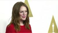 Oscar-favoritten Julianne Moore satser på å kjøre varebil til Oscar