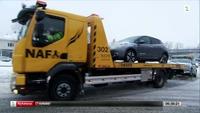 Så langt kan du kjøre med elbilen i vinterkulda