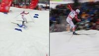 Se Johnsrud Sundbys vanvittige skikunster