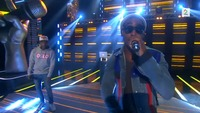 «The Voice»-Omar delte scenen med verdensstjernen Tinie Tempah