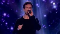 Thomas Bredvei på blind audition i The Voice