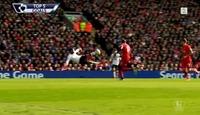 Mata scoret rundens mål