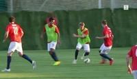Ødegaard drilles som spiss før Kroatia