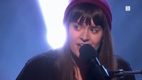 Hanna von Bergen på blind audition i The Voice