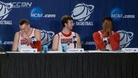 Basketspilleren trodde ingen hørte hva han sa...