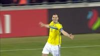 Zlatan kunne ikke tro hvordan han scoret dette målet