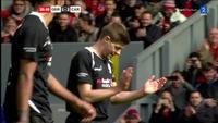 Gerrard reduserte for sitt eget lag med perfekt straffe