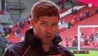 Gerrard: – Magisk. Alt jeg ønsket meg og litt til