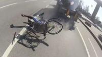 Tankbilsjåføren meide ned syklister