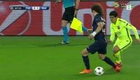 Suarez med to tunneler på David Luiz og to mål