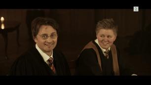 Senkveld-Thomas kastes inn i Harry Potter-universet - uten å skjønne noen ting