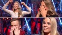 Duellvinnerne i The Voice jublet og gråt i lykkerus