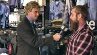 Kollektivet: Lurt til å kjøpe for trang bukse