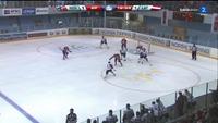 Redlihs utligner til 1-1 for Latvia