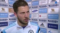 Hazard: – Det er alltid godt å vinne mot Manchester United