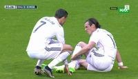 Bale og Modric skadet i Real Madrid-seier