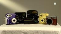 70-tallet er tilbake: Test av polaroidkameraer