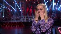Gråtende Karoline etter duellen: – Det er blandede følelser!