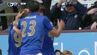 Burnley bommet på straffe – minuttet etter avgjorde Leicester kampen
