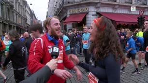 Farmengjengen kjempet om førsteplass i Oslo-løp