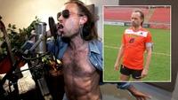 Åsanes kaptein er inspirert av italiensk fotball og rock'n roll
