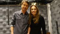 Kaia Huuse og kjæresten fremførte romantisk sang
