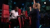 Marianne Engebretsen synger i knockout i The Voice