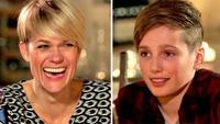 Sigrid Bonde Tusvik går på speeddate med 13-åringer