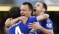 Her er Chelseas ti beste scoringer 2014-2015-sesongen