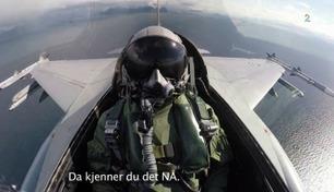 Bli med Thor Hushovd opp i jagerfly