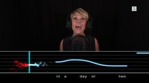 Sigrid Bonde Tusvik synger Take On Me