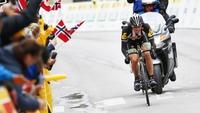 Boasson Hagen på andre da danske vant